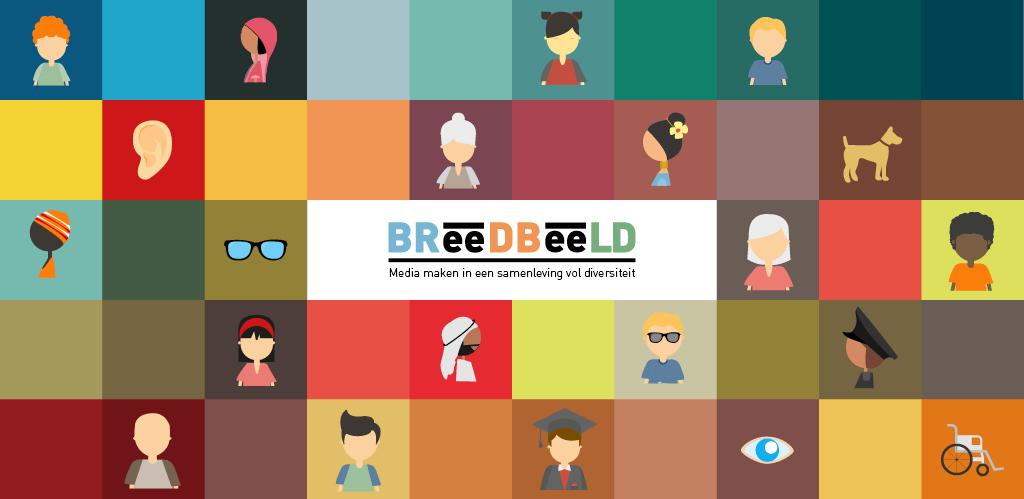 BReeDBeeLD – media maken in een samenleving vol diversiteit